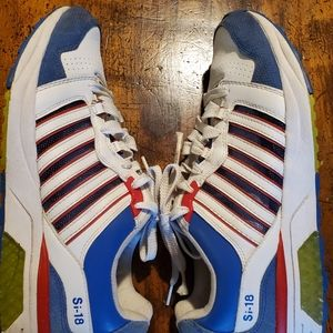 K-swiss si-18 shoes size 10 medium mens